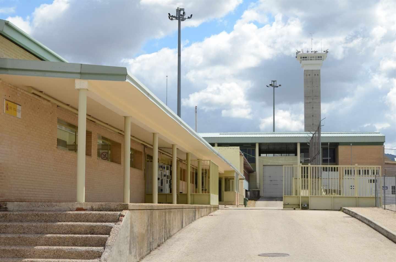 Prisión de Soto del Real, uno de los siete centros penitenciarios de la Comunidad de Madrid.