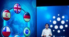 El vuelco político y la crisis económica condicionan los planes de Telefónica en Argentina