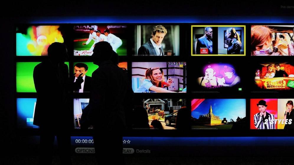 Las plataformas de pago ingresan un 40% más que las televisiones en abierto.