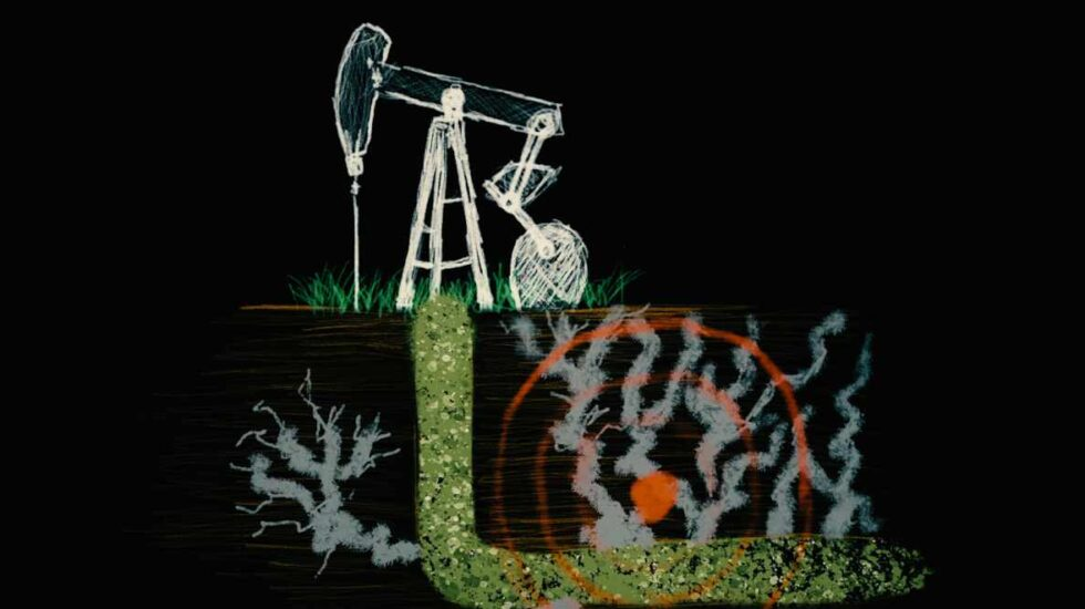 Fracking y terremotos