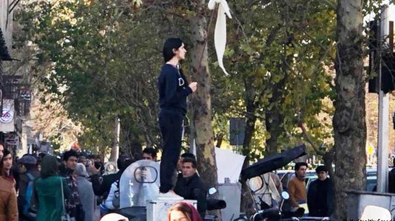 Vida Mohaved, activista iraní