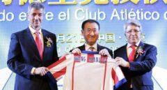 El grupo israelí Quantum Pacific compra la participación de Wanda en el Atlético de Madrid