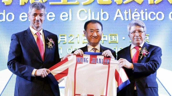 Quantum Pacific compra la participación de Wanda en el Atlético de Madrid.