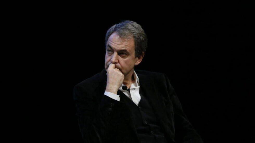 El ex presidente del Gobierno José Luis Rodríguez Zapatero