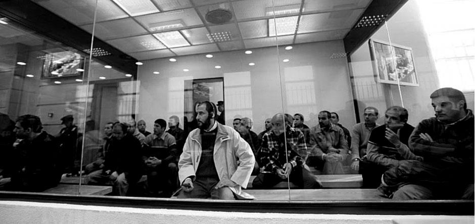 Los acusados por los atentados del 11-M.