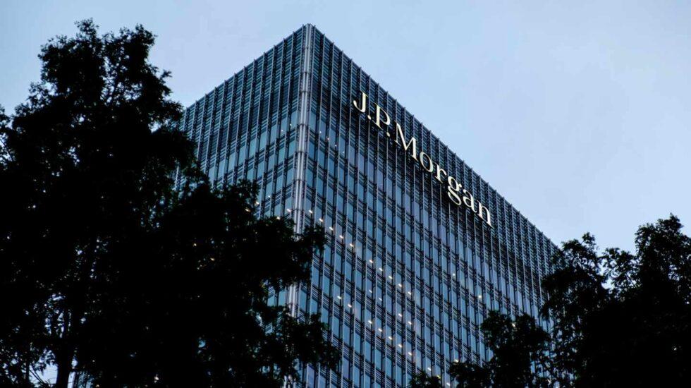 Oficinas de Londres de JP Morgan.