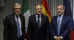 """ACS y Atlantia celebran el pacto por Abertis: """"Haremos un líder mundial"""" de construcción"""