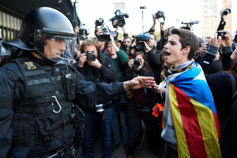 Barclays cree que el 155 ha sido efectivo para mitigar la tensión en Cataluña.