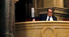 La crisis entre JxCat y ERC amenaza con dejar a Mas y Borrás en manos de la oposición