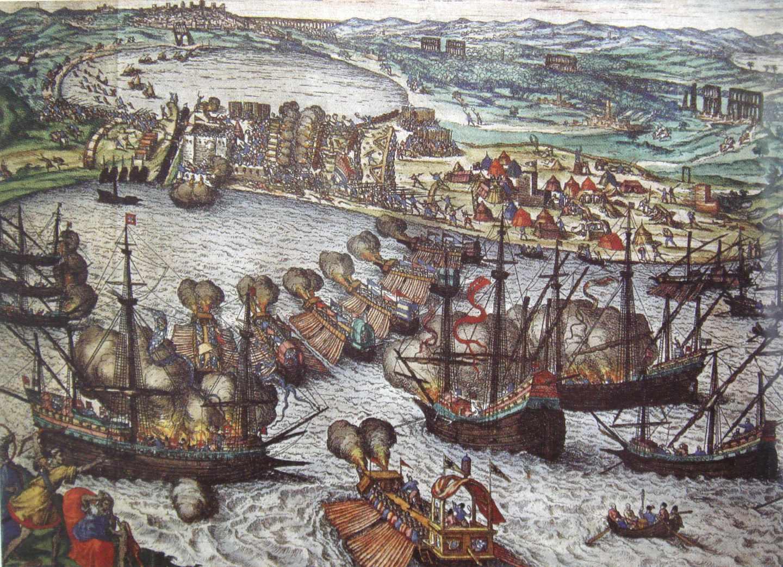 Cuando España quiso hacer suyo el Mediterráneo.