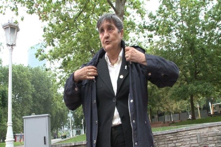 Blanca Estrella Ruíz, presidenta de la Asociación Clara Campoamor.