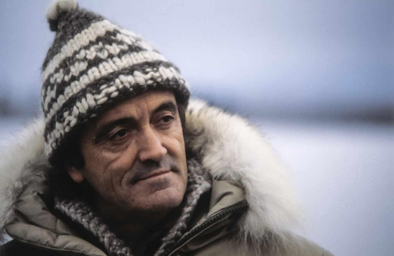 El naturalista y presentador Félix Rodríguez de la Fuente.