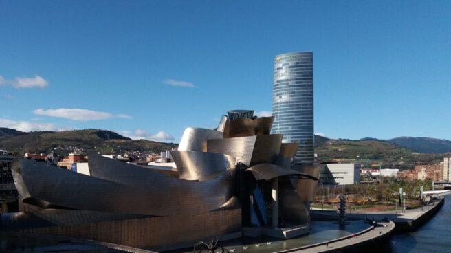 Imagen del Guggenheim de Bilbao.