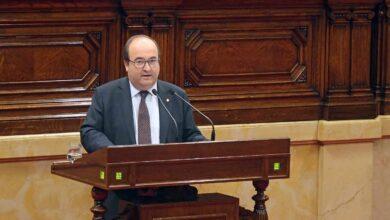 Esquerra decide vetar a Miquel Iceta para el Senado