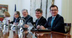 Las prioridades del ministro Escolano: estabilidad, reformas y apertura exterior