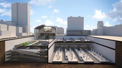 Bilbao tendrá la estación del AVE más cara de España por 730 millones