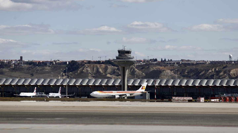 Terminal 4 del Aeropuerto Adolfo Suárez Barajas de Madrid