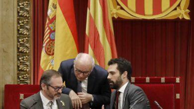 El VAR del Parlament: los minutos clave para saber si Torrent ha incurrido en desobediencia