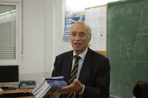 El jurista Antonio García-Trevijano.