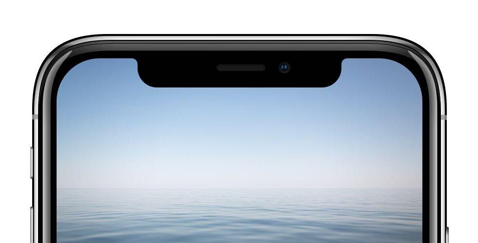 La era de la ceja en el móvil: así son las copias del iPhone X de Apple