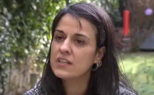 Anna Gabriel.