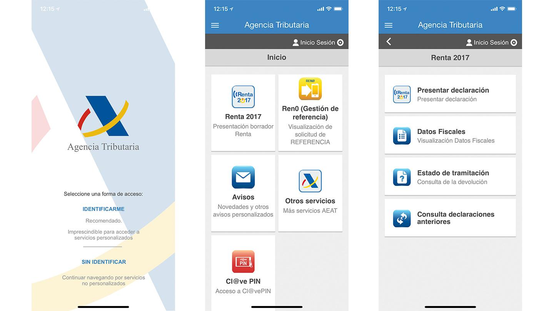 App Renta 2017