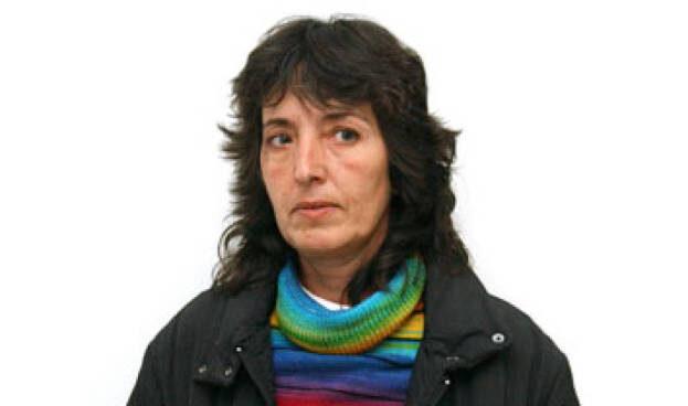La etarra Belén González.