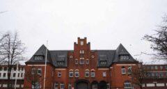Cárcel de Neumünster, en Alemania, donde ha ingresado este domingo Carles Puigdemont.