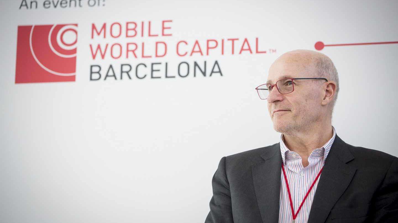 Carles Grau, director general de la Fundación Mobile World Capital Barcelona (MWCapital).