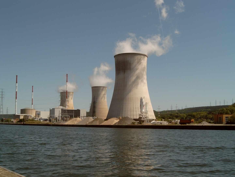 Central nuclear de Tihange, en Valonia (Bélgica).