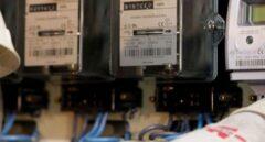 Contadores de electricidad.