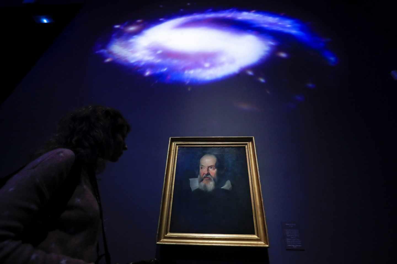 Retrato de Galileo que pertenecía a Ortega y Gasset.