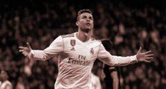 El futbolista Cristiano Ronaldo.