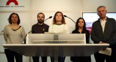 """Iglesias califica de """"indecente"""" la decisión de Llarena y la CUP llama a tomar las calles"""