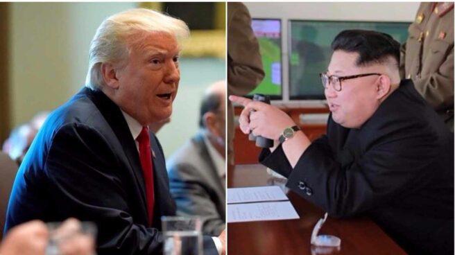 Donald Trump y Kim Jong-Un se reunirán el próximo mes de mayor.