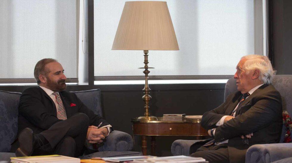Carlos Espinosa de los Monteros y Bernaldo de Quirós, Alto Comisionado del Gobierno para la Marca España