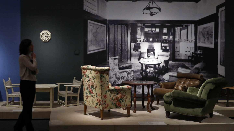 Exposición Adolf Loos.