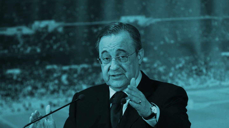 Florentino Pérez y Abertis.