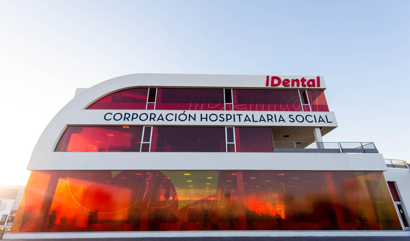 Centro de iDental en Málaga.
