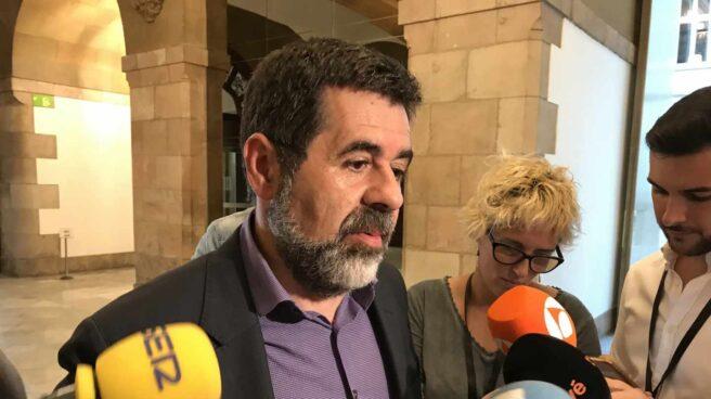 El ex president de ANC Jordi Sánchez.