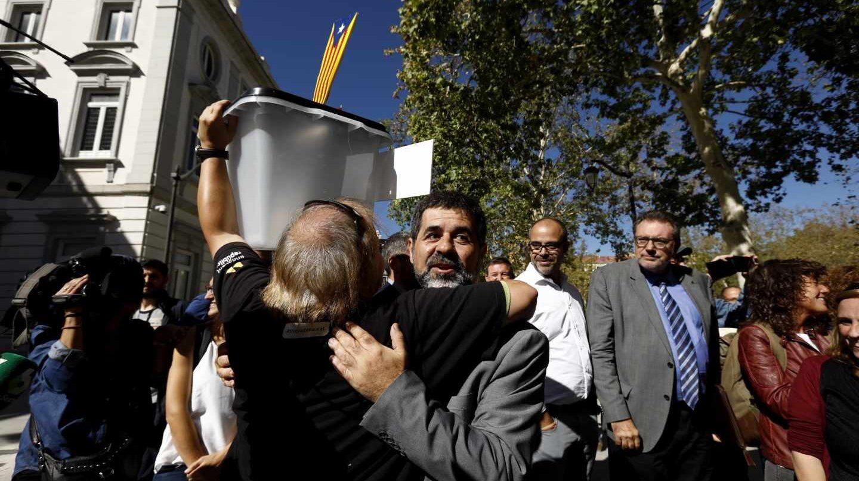 Jordi Sànchez recula y no recurrirá ante el Tribunal Europeo de Derechos Humanos.