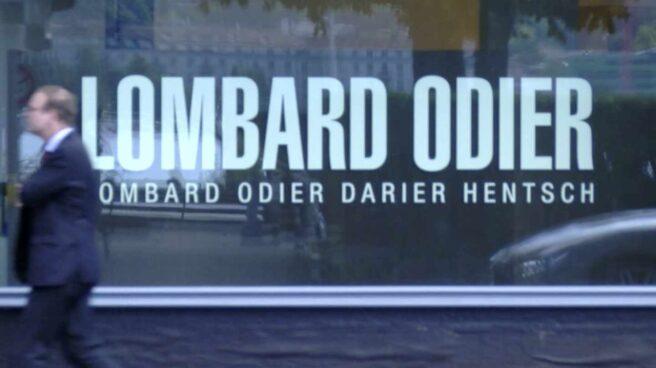 Oficinas de Lombard Odier.