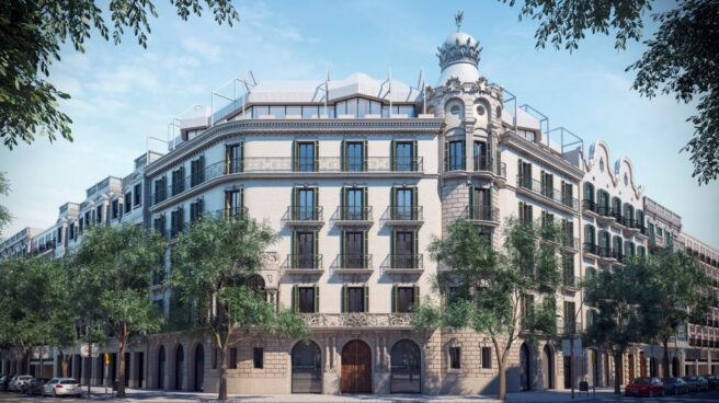 Crece la venta de viviendas de lujo en España.
