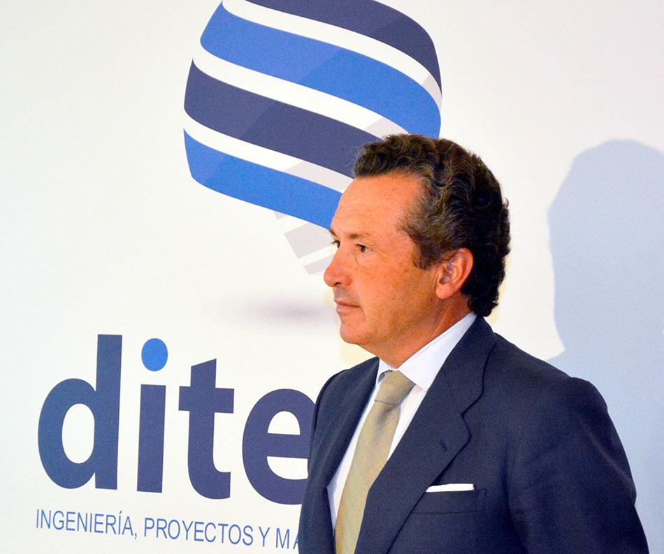 Gonzalo de Madariaga, presidente de Grupo Ditecsa.