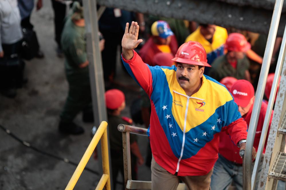 La crisis de Venezuela podría provocar escasez de petróleo en los mercados.