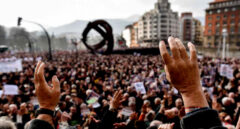 Navarra y Euskadi lideran el 'manifestódromo' durante la pandemia