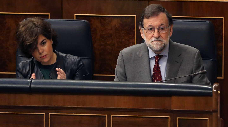 Mariano Rajoy, a punto de perder el poder en España