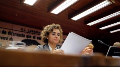 Dolors Montserrat, candidata del PP a las elecciones europeas