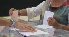 Una mujer sufre un infarto mientras votaba y un presidente de mesa un ictus