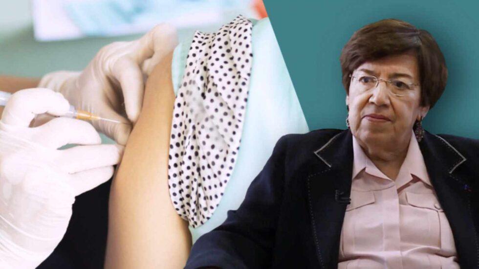 La pionera de la vacuna contra el VPH, Nubia Muñoz